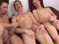 Jake Tommy Sean from Broke Straight Boys