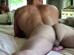 gay sex - Hurley from Frat Men