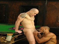 Snookered from Uk Naked Men