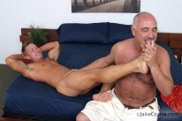 Tristan Baldwin Serviced from Jake Cruise