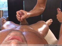 Erotic Massage from Cody Cummings