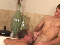 Parkers Rim Job from Sean Cody