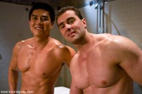 Van Darkholme And Nick from Bound Gods