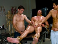 Medical Examination from Bound Gods