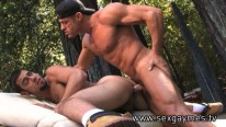 Tyler Saint And Dominic Sol from Sex Gaymes