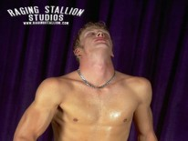 Ice Jerks Off from Raging Stallion