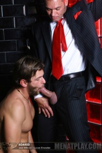 Lucas Knowles And Jed Willcox from Men At Play