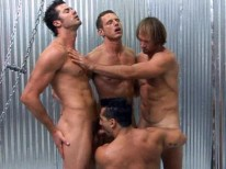 Sling Orgy from Randy Blue