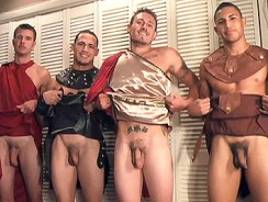 Gay Porn - Halloween Queer Factor from Straight Fraternity