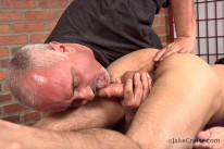 Leo Giamani Massaged from Jake Cruise