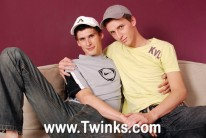 Max And James from Twinks