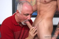 Joe Thomas Serviced from Jake Cruise