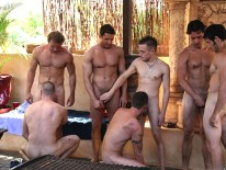 Summer Orgy Part1 from Cocksure Men