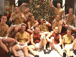 Gay Porn - Active Duty Christmas from Active Duty