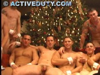 Live Christmas Shows from Active Duty