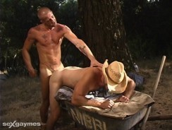 Cumshots At Sundown from Sex Gaymes