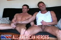 Deputy Trent And Fireman Cody from All American Heroes