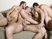 Fucking Foursome from Randy Blue