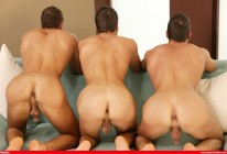 Visconti Triplets from Bel Ami Online