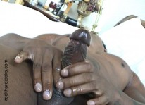 Kash Fernando from Hard Dick Project