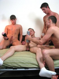 Fleshlight Party from Broke Straight Boys