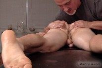 Lance Bennett Massaged from Jake Cruise