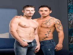Backroom Exclusive Mike And Damian from Hot House
