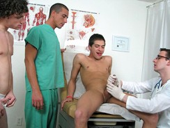 Gay Porn - Kyle And Zack from College Boy Physicals