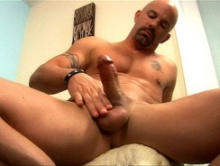 gay sex - Brock from Men Over 30