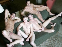 Shane Alexy Spencer Chris from Next Door Pass