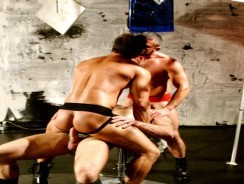 3 Studs Get Anal Fucked from Raging Stallion
