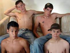 4way Straight Boy from Broke Straight Boys