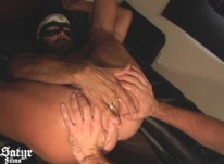 Cum Filled Man Whore from Satyr Films