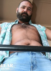 Hot Bear Jon Erik from Bear Films