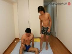 Tetsuya And Kiyomine from Japan Boyz
