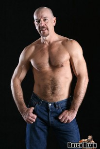 Greg And His Mature Body from Butch Dixon