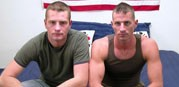 Fireman And Sergeant Fuck from All American Heroes
