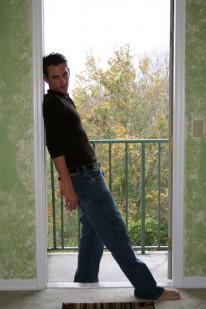 Boy Next Door Enjoys Cock from Adam Cruise