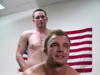 Walden And Beau from All American Heroes