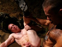 Two Big Studs Slam Ass from Hairy Boyz