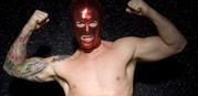 Hunky Masked Stud from Anonymous Masked Men