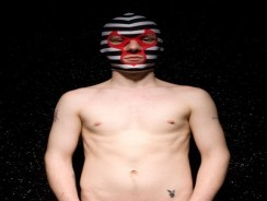 Hung Masked Stud from Anonymous Masked Men