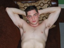 Dexter Wanks On Huge Dick from College Dudes