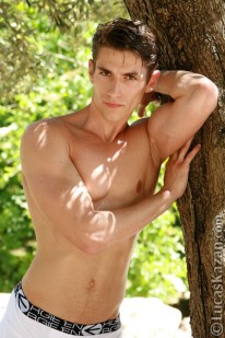 Alex Orioli Public Nudity from Lucas Kazan