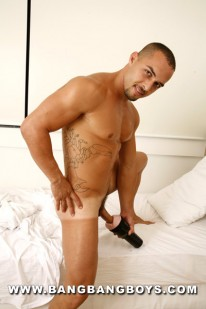 Sandro Strokes Big Dick from Bang Bang Boys