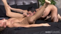Jack And Philippe Blowjob from Blake Mason