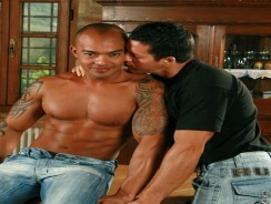 Glenn and Lucas Fuck from Lucas Kazan