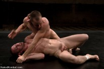 Christian Vs Lexx from Naked Kombat