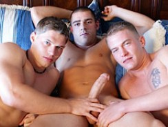 Gay Porn - Caught In The Crossfire 2 from Active Duty