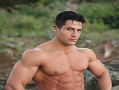 Amerigo Jackson from Muscle Hunks